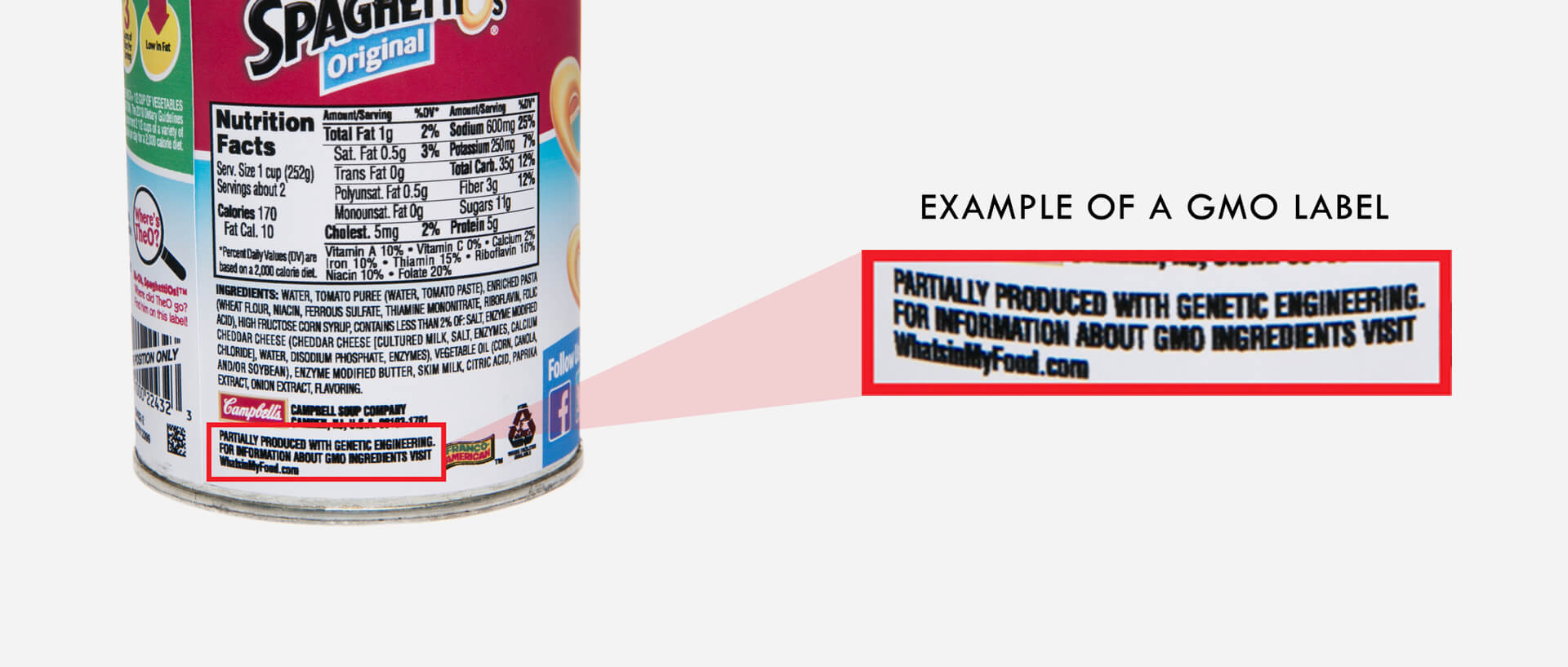 Campbell Soup To Label Products Containing Gmos Consumer