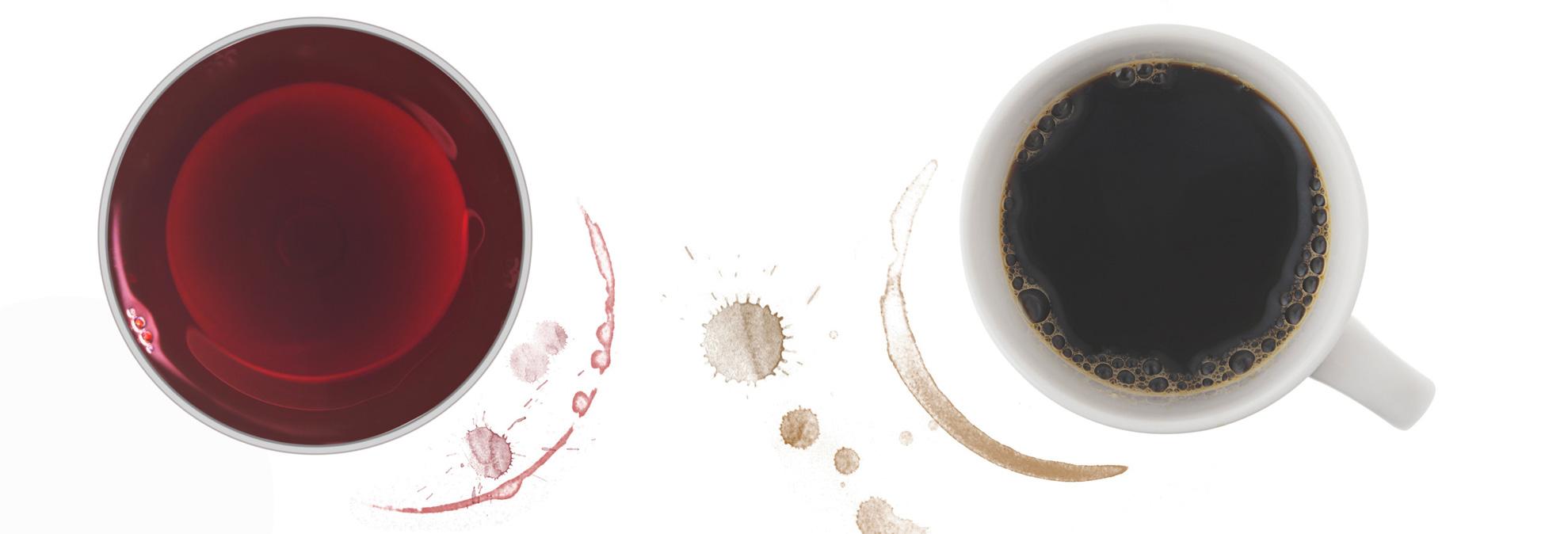 Health Benefits of Coffee and Wine
