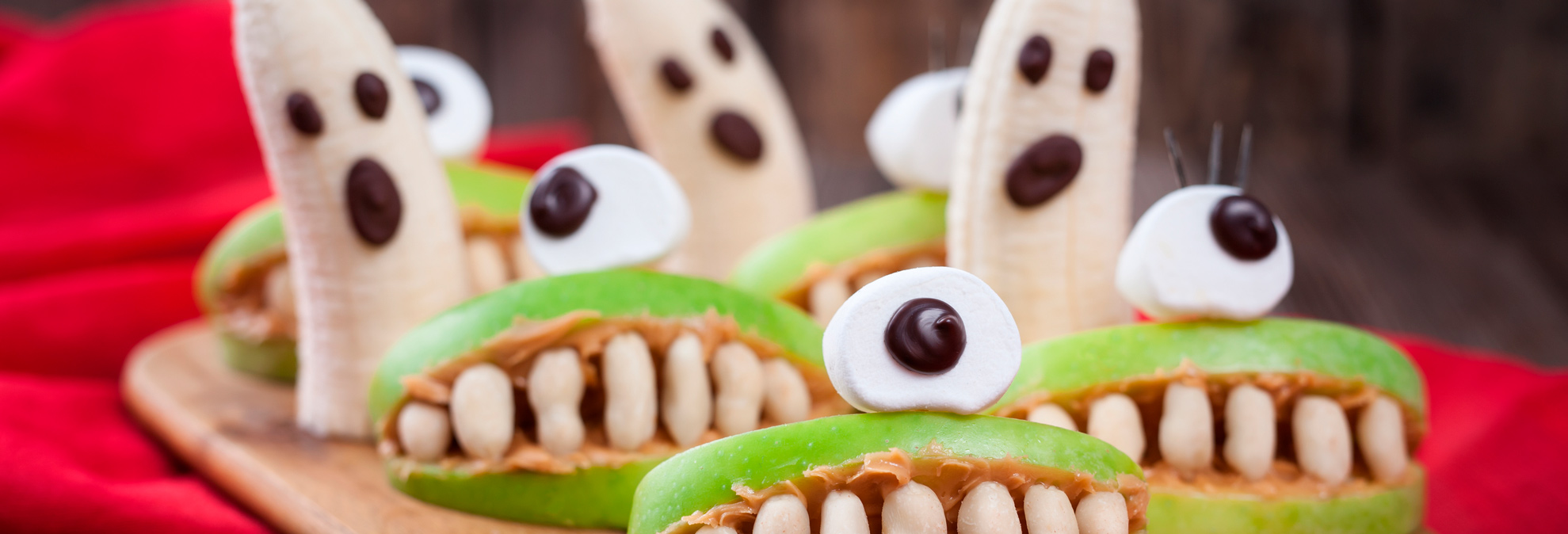 5 tricks for healthy halloween treats consumer reports