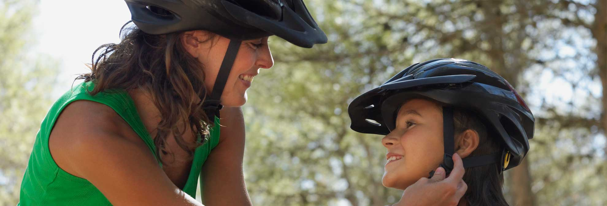 Get The Right Bike Helmet Fit Consumer Reports