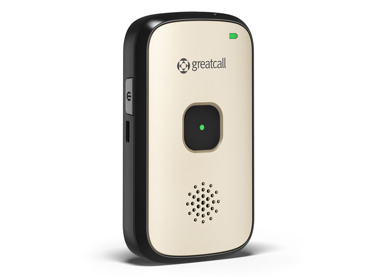 GreatCall Splash mobile medical alert device.