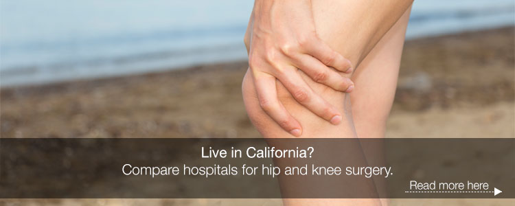 One in two adults will eventually develop knee pain caused by osteoarthritis.