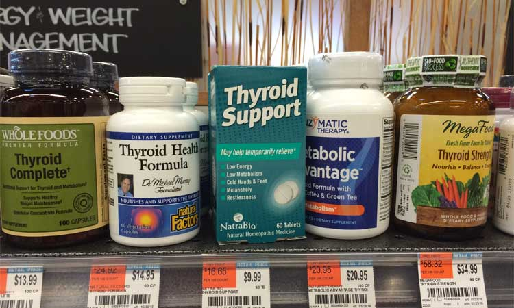 Can i take kelp with thyroid medication