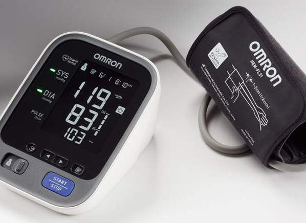 blood pressure at home machine