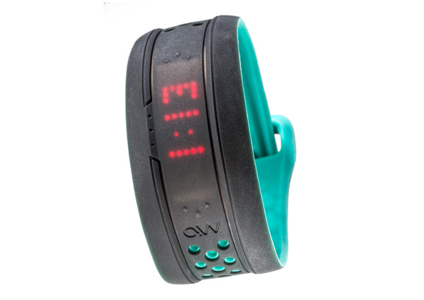 An all-day fitness tracker