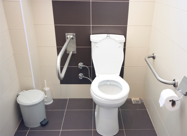 Why you need grab bars in your bathroom consumer reports - Handicap bars for bathroom toilet ...
