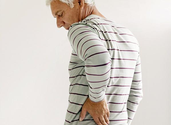 Há outros fatores a considerar. O estresse é outro contribuindo fonte de problemas nas costas.