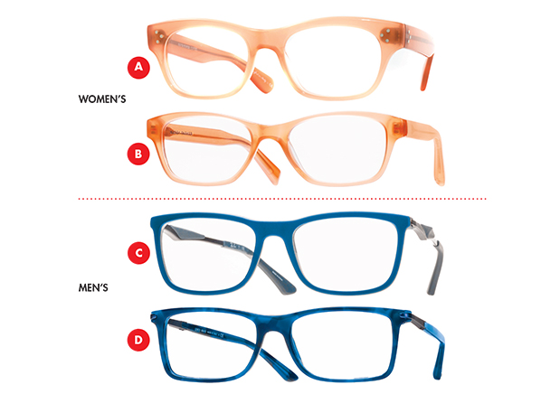 121bd37f44 How to Get a Great-Looking Pair of Cheap Glasses - Consumer Reports