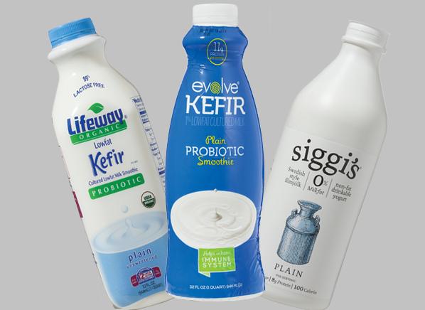 Kefir brands