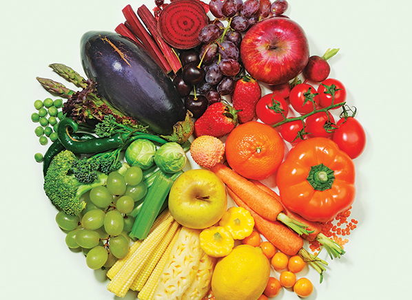 fruit healthy fruit vs vegetable