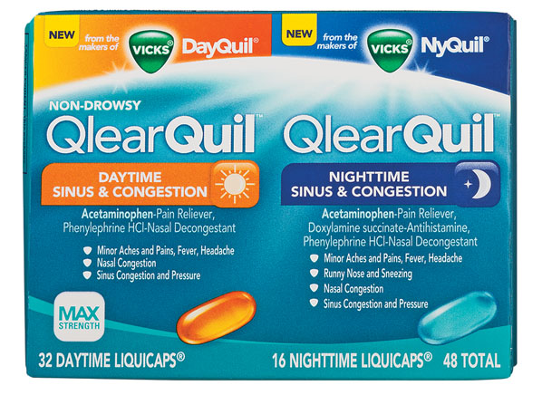 Watch Qlearquil Daytime Sinus Congestion video