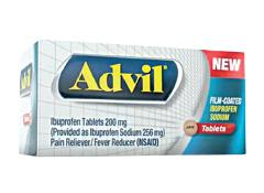 Do Advil Film-Coated Tablets Work Faster Than Regular Ibuprofen? - Consumer Reports News