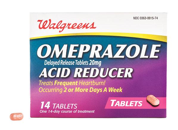 Acid reflux relief medicine