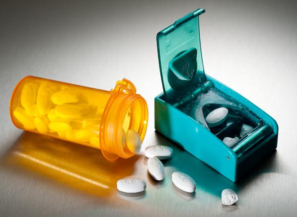 Can you split viagra pills in half