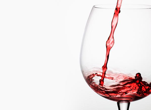 drink a litte wine