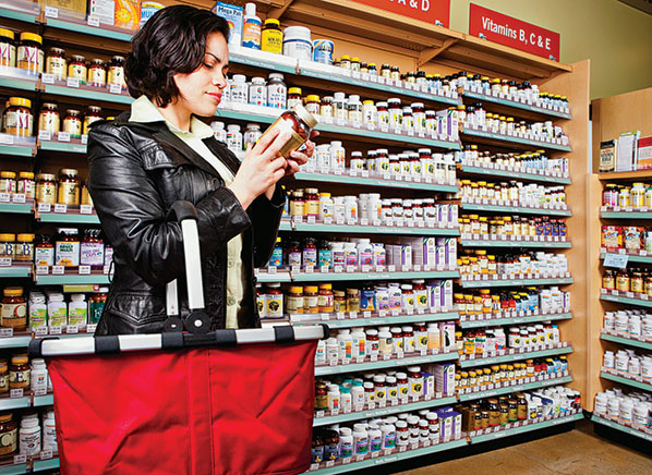 Image result for Sells vitamins and supplements