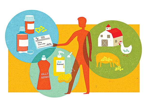 Dangers of Antibiotics - Consumer Reports