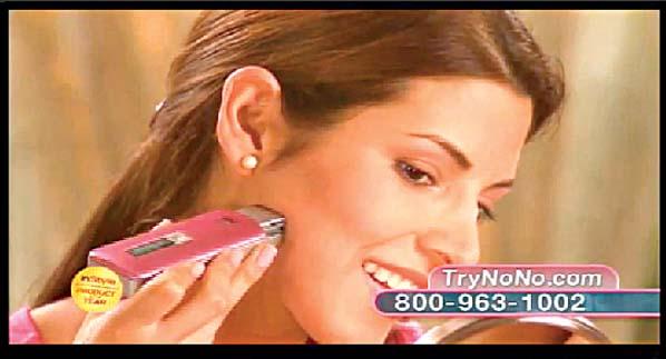 Bikini shaver commercial