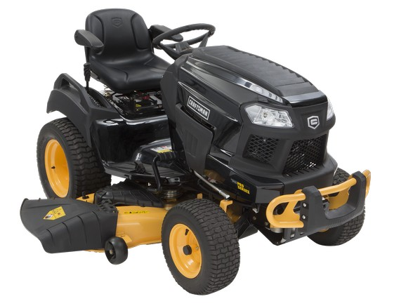Craftsman 3500 Riding Mower : Pick the best lawn tractor for your property consumer