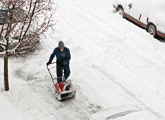 Starting Snow Blower Snow Blower Advice Consumer Reports News