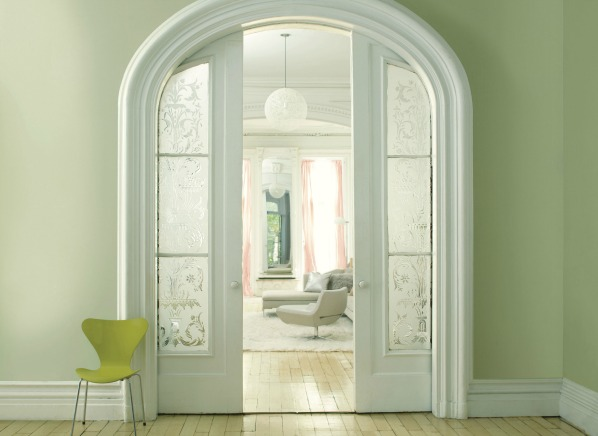 Benjamin moore pale green color of the year consumer reports for Benjamin moore light green