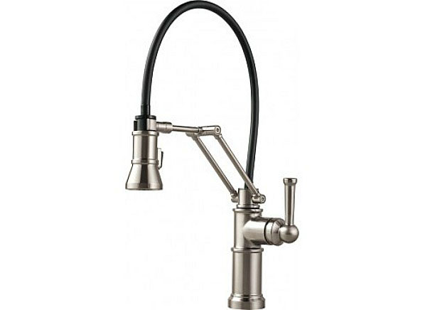 consumer reports kitchen faucet brizo artesso articulating faucet faucent reviews 16791
