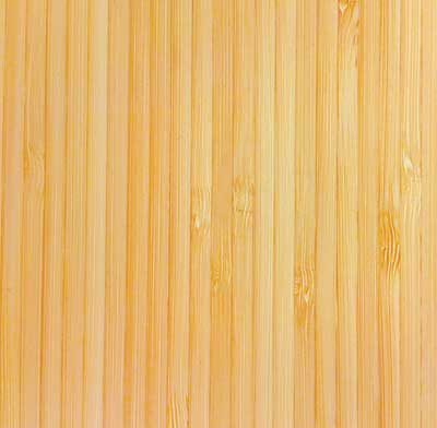 Photo of a bamboo countertop.