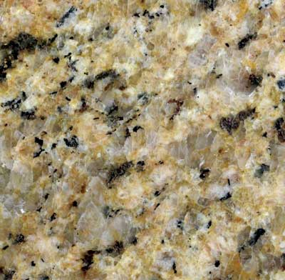 Photo of a granite countertop.