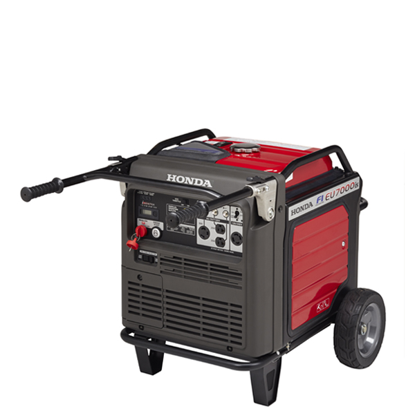 Picture of a portable generator.