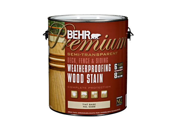 Best wood stain buying guide consumer reports - Behr exterior wood stain reviews ...