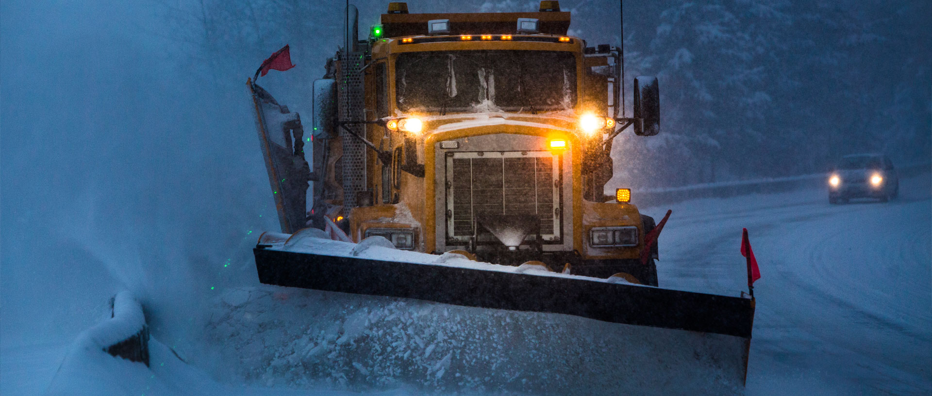 Plow Pros On How To Get Rid Of Snow