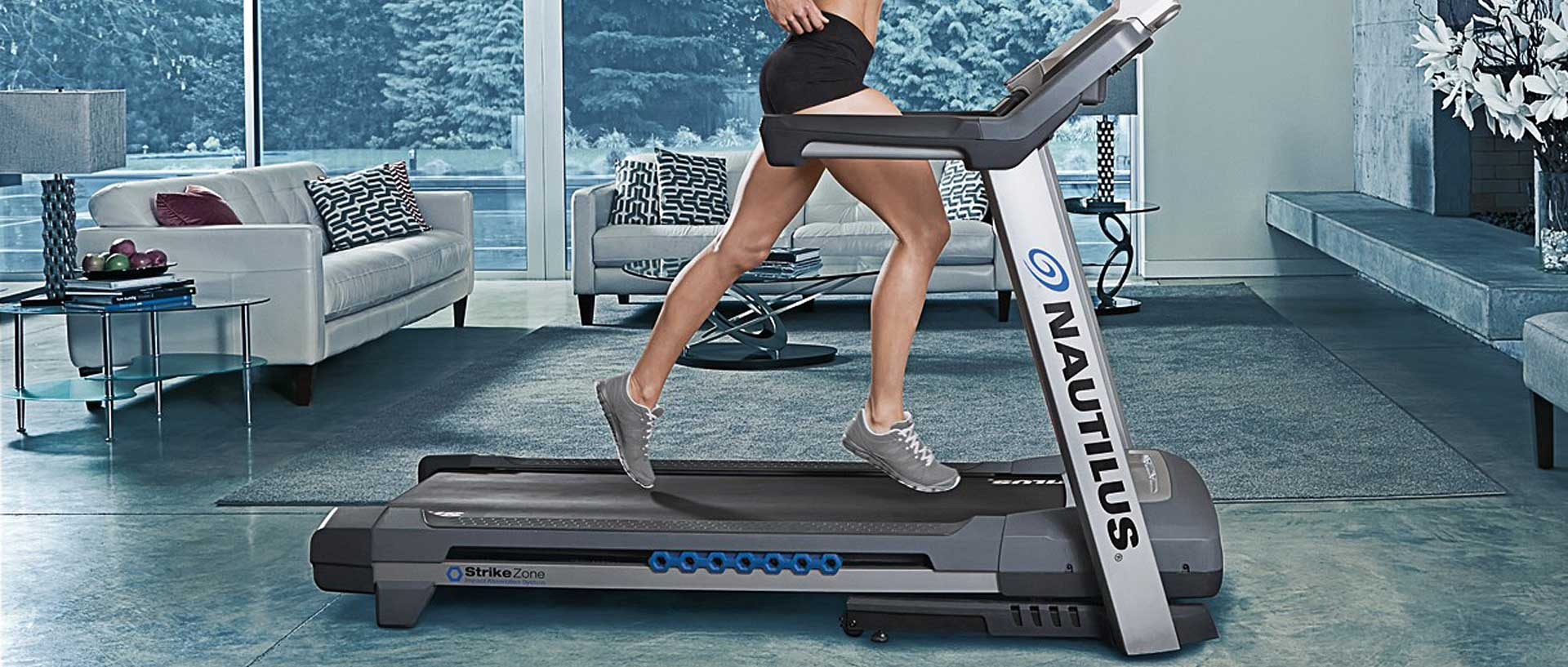 Low-Cost Treadmills With High-Tech Features