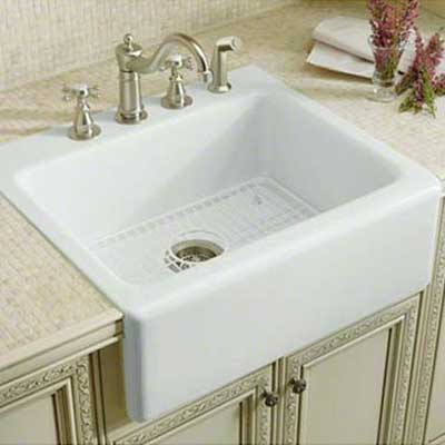 Kitchen Sink In Bathroom Best sink buying guide consumer reports farmhouse workwithnaturefo