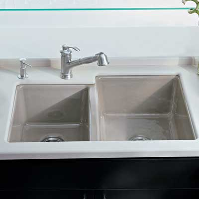 What Are The Advantages Of Undermount Sinks Compared With