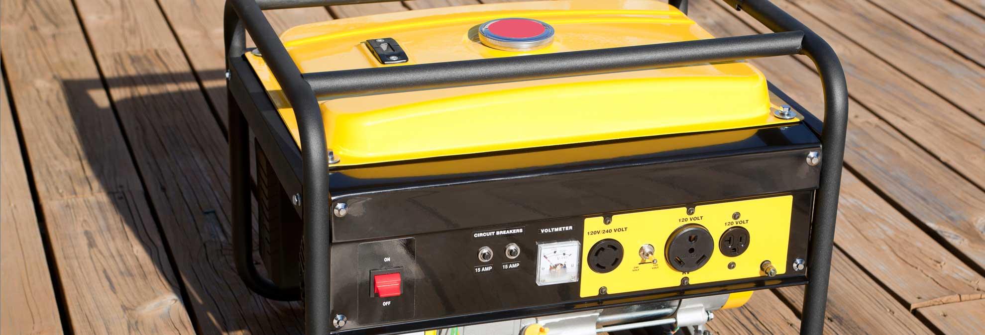 Portable Generators Carbon Monoxide Emisisions Consumer