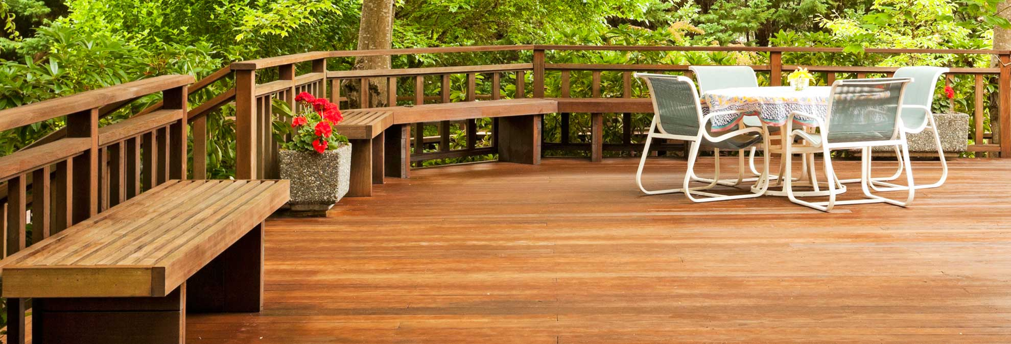 How to Stain Your Deck Like a Pro