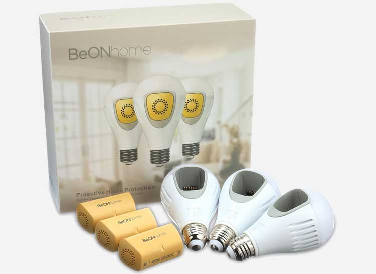 BeON Home Protection System.