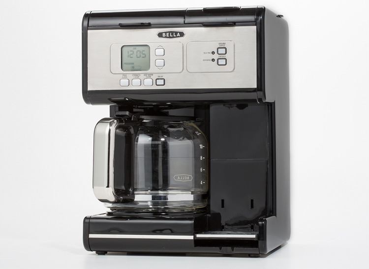 The Bella coffee maker the Bella Triple Brew 14405.