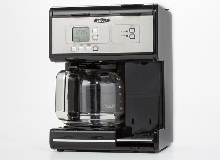 The Bella coffee maker the Bella Triple Brew 14405.
