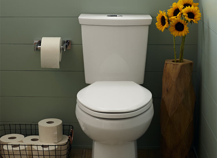 American Standardu0027s UHET Dual Flush Water Saving Bathroom Toilet Is One Of  The New