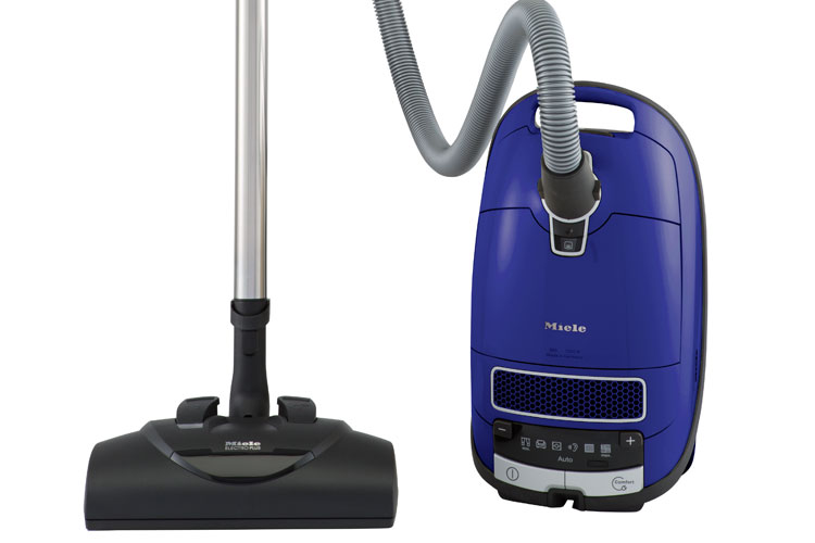 A good vacuum can help you keep to your cleaning schedule.