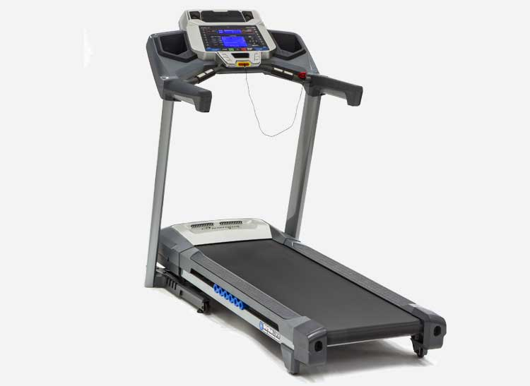 The Nautilus T616 is one of the low-cost treadmills.