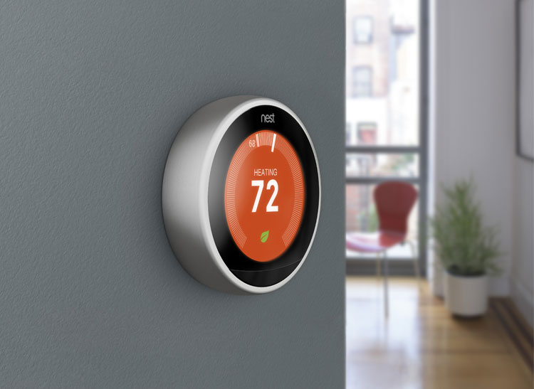 New Nest Thermostat Is Slim And Bright Consumer Reports