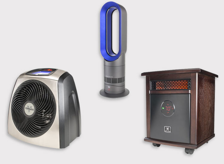 vornado tvh600 dyson am09 and heat storm logan space heaters