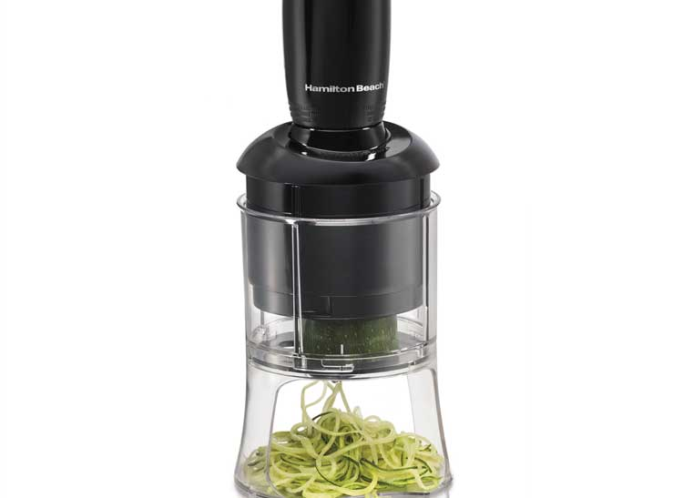 Spiralizers Are The Perfect Gadget For Picky Eaters