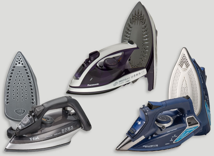Steam Irons That Speed Ironing Along - Consumer Reports
