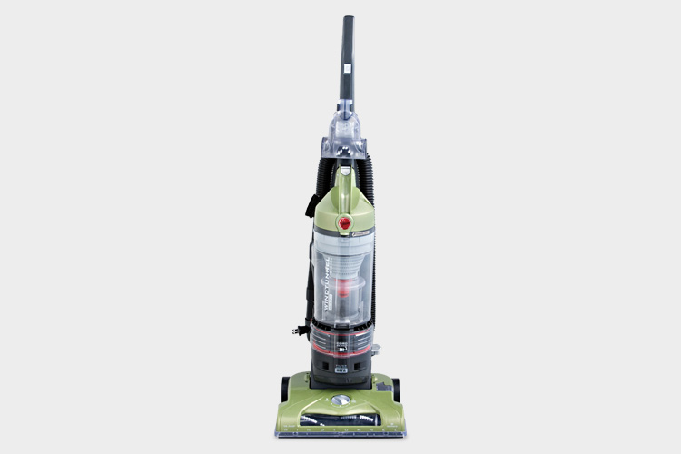 The Hoover WindTunnel T Series Rewind Bagless Vacuum Is One Of Best Vacuums