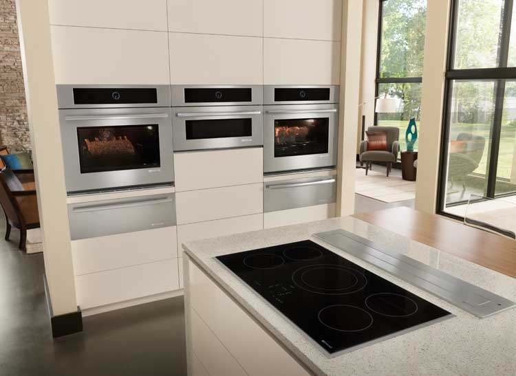 Cooking tips for hot weather consumer reports for High end induction range