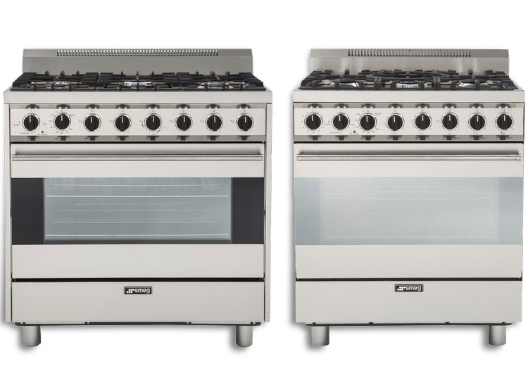 Low Gas Prices >> Review of Smeg Pro-Style Ranges - Consumer Reports