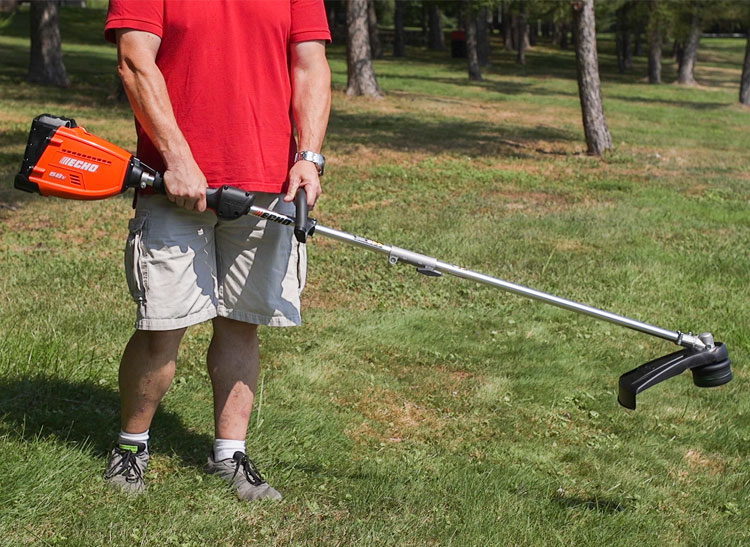 Weed Eater Leaf Blower Problems : Echo cordless trimmer can be tricky to start